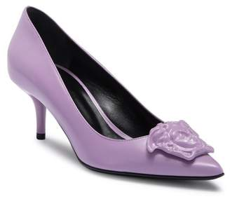 Versace Medusa Kitten Heel