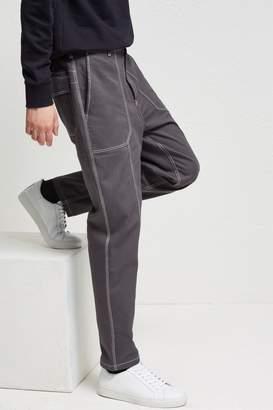 French Connenction Pigment Garment Dye Mix Trousers
