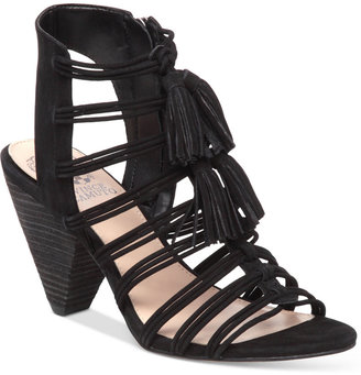 Vince Camuto Edola Dress Sandals $119 thestylecure.com