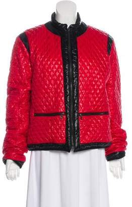 Chanel Reversible Quilted Jacket