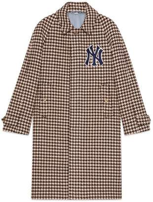 Gucci Men's coat with NY YankeesTM patches