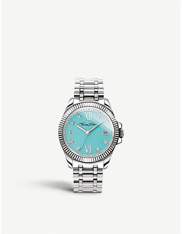WA0317 Divine stainless steel watch