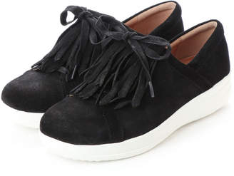 FitFlop (フィットフロップ) - フィットフロップ FitFlop F-SPORTY II LACE UP FRINGE SNEAKERS - SUEDE