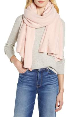 Halogen Cable Cashmere Scarf
