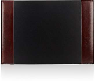 Barneys New York GLAZED LEATHER DESK BLOTTER