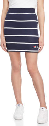 Fila Liri Striped Fleece Skirt