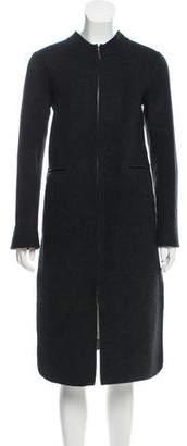 Vince Wool Long Coat