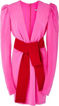 Silvia Tcherassi M'O Exclusive Musaenda Mini Dress