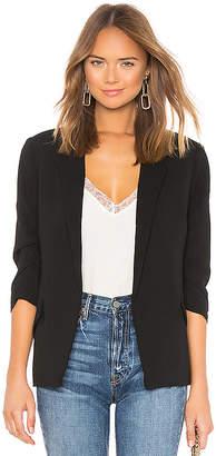 Bardot Tuck Sleeve Blazer