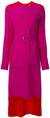 Chloé colour-block dress