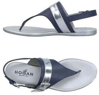 Hogan Sandales Entredoigt QzXf4