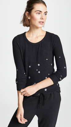 Chaser Starry Black Sweatshirt