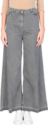 Twin-Set TWINSET Denim pants - Item 42709205UX