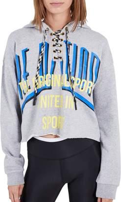 P.E Nation Rocket Shot Hooded Sweatshirt