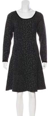 Joie Long Sleeve Knit Dress