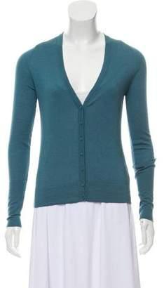 Calvin Klein Collection Lightweight Cashmere-Blend Cardigan