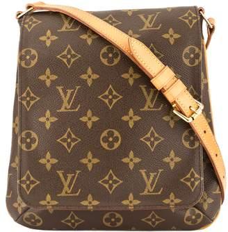 Louis Vuitton Monogram Canvas Musette Salsa Short Strap Bag (Pre Owned)