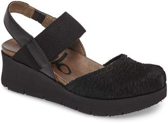 OTBT Roadie Mary Jane Platform Wedge