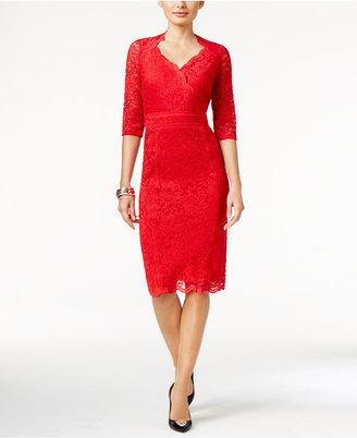 Thalia Sodi Lace Empire Sheath Dress, Only at Macy's $89.50 thestylecure.com