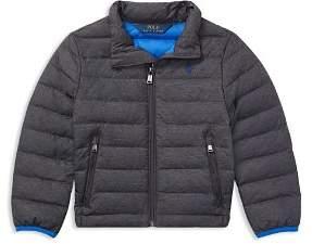 Ralph Lauren Boys' Quilted Packable Puffer Jacket - Little Kid