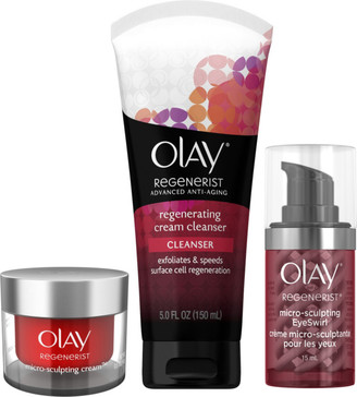 Olay Regenerist Micro-sculpting Trio Kit