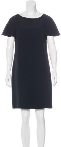 pradaPrada Mini Shift Dress