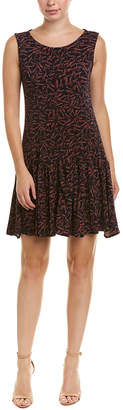 Leota Drop-Waist Dress
