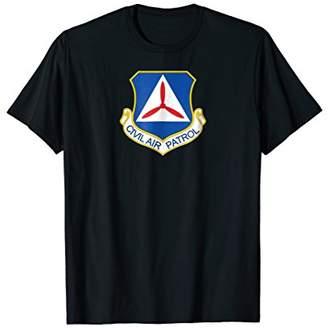 Civil Air Patrol Shirt USAF Air Force Auxiliary Tee