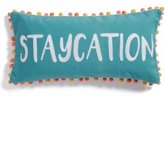 Carmen Staycation Accent Pillow