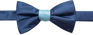 Ryan Seacrest Distinction Ryan Seacrest DistinctionTM Men's Contrast Solid Pre-Tied Bow Tie, Created for Macy's