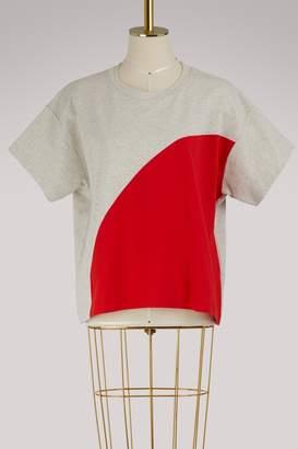 Sofie D'hoore Tangerine cotton T-shirt