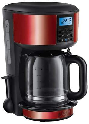 Russell Hobbs Red 'Legacy' Filter Coffee Maker 20682