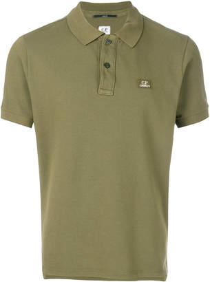 C.P. Company slim fit polo shirt