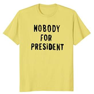 Ripple Junction Nobody for president T-Shirt