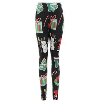 656d8a74e6be2 PENATE Women's Yoga Leggings PENATE Women's Christmas Yoga Leggings Xmas  Printed Casual Fitness Pants Trouser