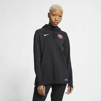 f9c3b7661e6e Nike Women s Soccer Pullover Hoodie Dri-FIT Portland Thorns Squad