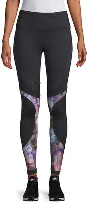 Zobha Women's Ember Printed Leggings