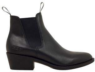 Roc Bandit Black Leather