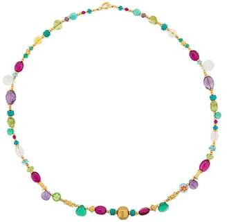 Katerina Makriyianni summer stone necklace
