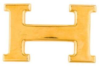 Hermes 32MM H Belt Buckle