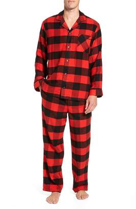 Nordstrom Family Father Flannel Pajamas