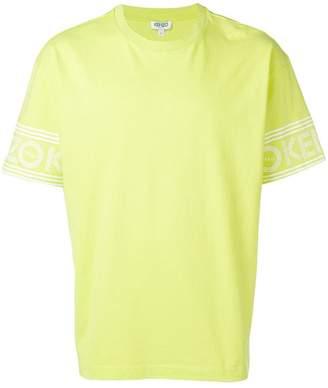 Kenzo sleeve logo T-shirt