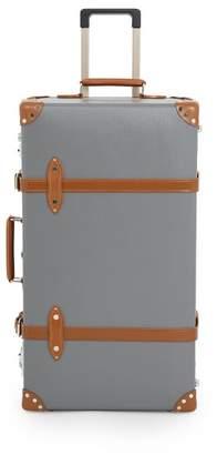 Globe-trotter Globe Trotter Centenary 30 Suitcase - Womens - Grey Multi