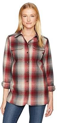 Pendleton Women's Umatilla Wool Board Shirt