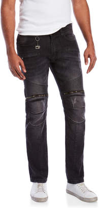 Moto Blacx Slim Fit Jeans