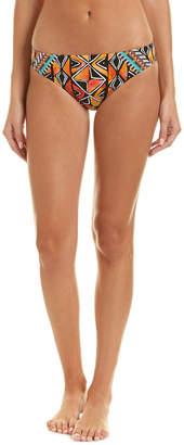 Nanette Lepore Mozambique Charmer Bikini Bottom