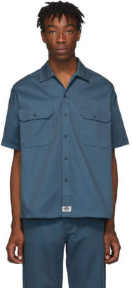 Dickies Construct Blue Worker Shirt