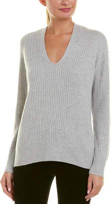 Vince Raglan Wool & Cashmere-Blend Sweater