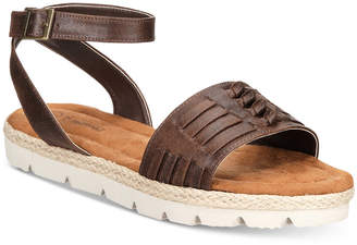 BearPaw Women's Aubree Platform Sandals