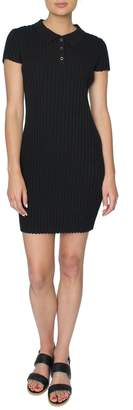 Callahan Black Polo Dress